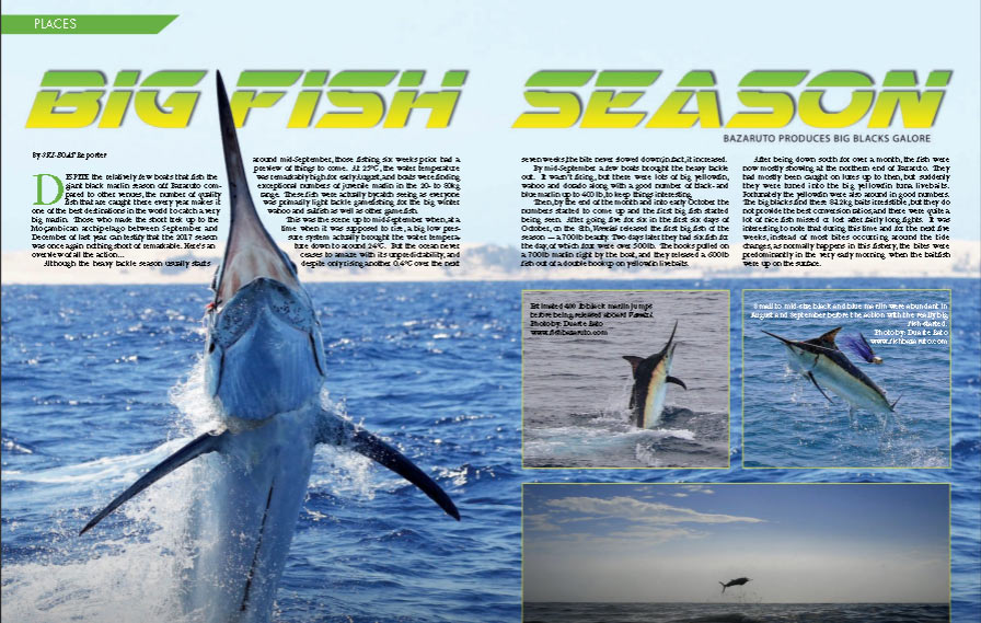 Skiboat Magazine article